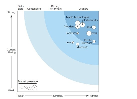 The Forrester Wave™: Big Data Hadoop Solutions, Q1 2014